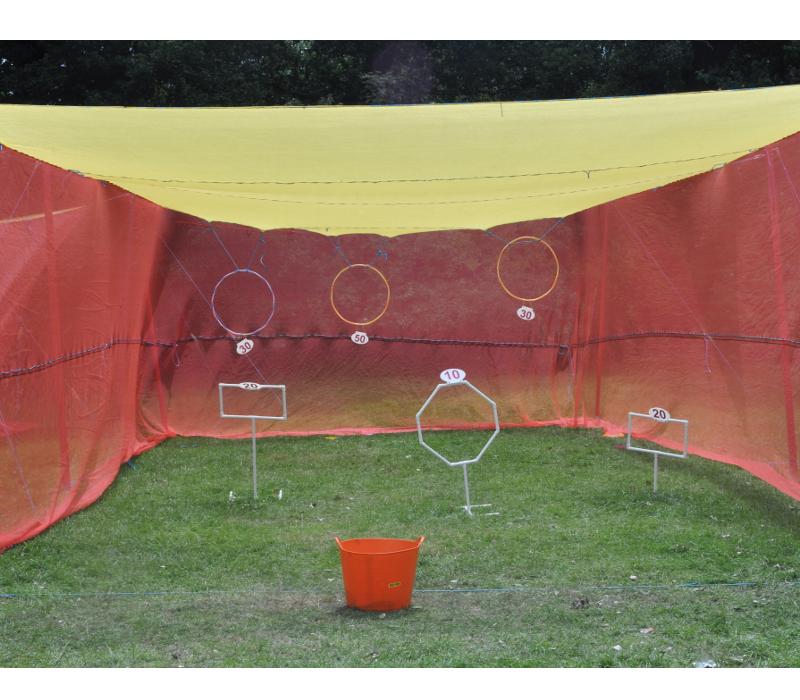 Frisbee Range