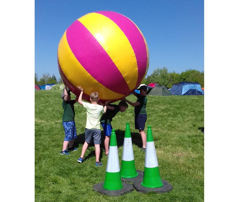 Giant Ball Racing